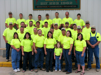 Quincy IL Licensed Plumbers